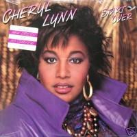 Purchase Cheryl Lynn - Start Over