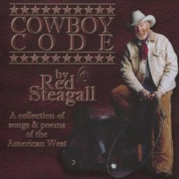 Purchase Red Steagall - Cowboy Code CD1