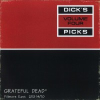 Purchase The Grateful Dead - Dick's Picks, Vol. 4: Fillmore East, New York (Remastered 2010) CD3