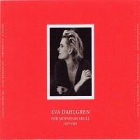 Purchase Eva Dahlgren - For Minnenas Skull CD2
