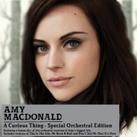 Purchase Amy Macdonald - A Curious Thing (Special Orchestral Edition) CD1