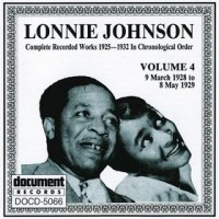 Purchase Lonnie Johnson - Complete Recorded Works In Chronological Order, Volume 4 (1928-1929)