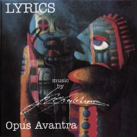 Purchase Opus Avantra - Lyrics
