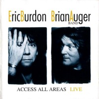 Purchase Brian Auger - Access All Areas (With Eric Burdon) (Live) CD1