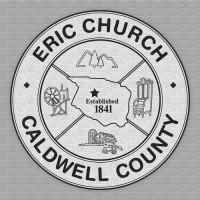 Purchase Eric Church - Caldwell County (EP)