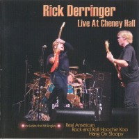 Purchase Rick Derringer - Live At Cheney Hall
