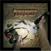 Purchase Wendy Carlos - Rediscovering Lost Scores Vol. 1