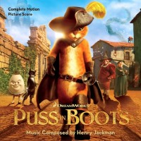 Purchase Henry Jackman - Puss In Boots (Complete Score)