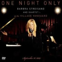 Purchase Barbra Streisand - One Night Only: Live At The Village Vanguard
