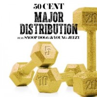 Purchase 50 Cent - Major Distributio n (CDS)