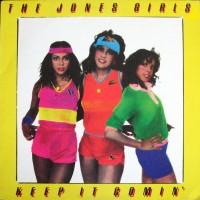 Purchase The Jones Girls - Keep It Comin' (Vinyl)