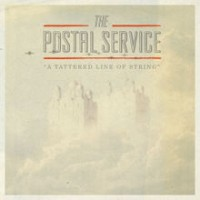 Purchase The Postal Service - A Tattered Line Of String (CDS)
