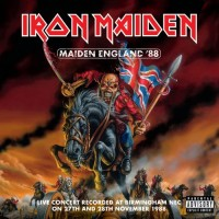 Purchase Iron Maiden - Maiden England '88 CD1