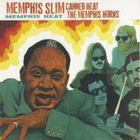 Purchase Memphis Slim - Memphis Heat (With Canned Heat)