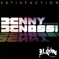 Purchase Benny Benassi - Satisfaction (Rl Grime Remix) (CDS)