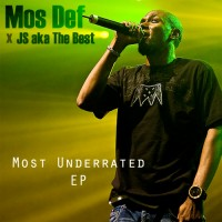 Purchase Mos Def - Most Underrated (With Js Aka The Best) (EP)