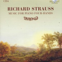 Purchase Richard Strauss - Music For Piano Four-Hands