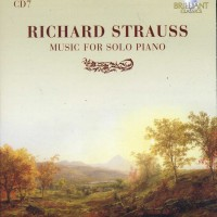 Purchase Richard Strauss - Music For Solo Piano
