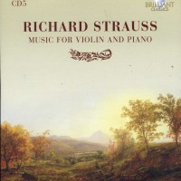 Purchase Richard Strauss - Music For Violin And Piano
