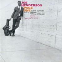 Purchase Joe Henderson - Page One (Vinyl)