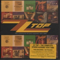 Purchase ZZ Top - The Complete Studio Albums (Tres Hombres) CD3