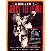 Purchase Jerry Lee Lewis - A Whole Lotta Jerry Lee Lewis CD4