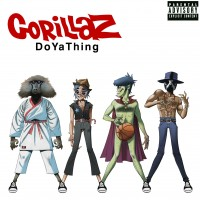 Purchase Gorillaz - DoYaThing (CDS)
