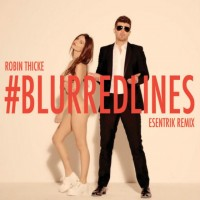 Purchase Robin Thicke - Blurred Line s (Esentrik Remix) (CDS)