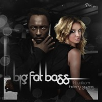 Purchase Britney Spears - Big Fat Bass (CDS)