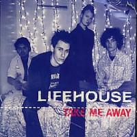 Purchase Lifehouse - Take Me Away (CDS)