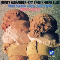 Purchase Monty Alexander - Triple Treat II (With Ray Brown & Herb Ellis)