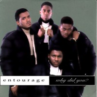 Purchase Entourage - Why Did You? (CDS)