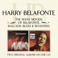 Purchase Harry Belafonte - The Many Moods Of Belafonte & Ballads, Blues And Boasters