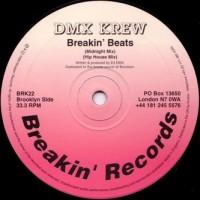 Purchase DMX Krew - Breakin' Beats (CDS)