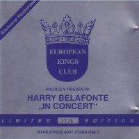 Purchase Harry Belafonte - In Concert