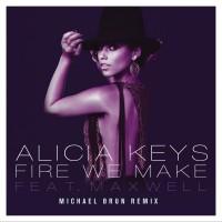 Purchase Alicia Keys - Fire We Mak e (Michael Brun Remixes) (CDS)