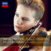 Purchase Julia Fischer - Bruch & Dvořák: Violin Concertos (With David Zinman, Tonhalle Orchestra)