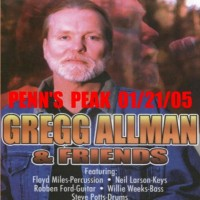 Purchase Gregg Allman - Penn's Peak