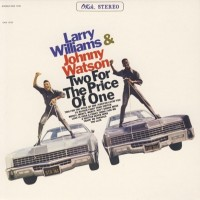"Purchase Johnny ""Guitar"" Watson - Two For The Price Of One (With Larry Williams) (Remastered 2009)"