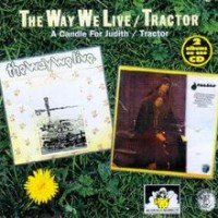 Purchase Tractor - The Way Ice Live & A Candle For Judith (Vinyl)