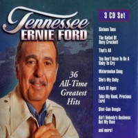 Purchase Tennessee Ernie Ford - 36 All-Time Greatest Hits: Songs Of Inspiration CD3