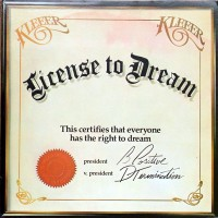 Purchase Kleeer - License To Dream (Vinyl)