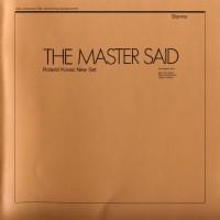 Purchase Roland Kovac New Set - The Master Said (Vinyl)