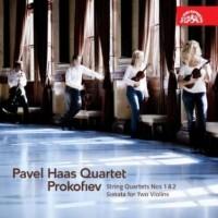 Purchase Pavel Haas Quartet - Prokofiev: String Quartets Nos. 1 & 2, Sonata For Two Violins