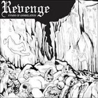 Purchase Revenge - Hymns Of Annihilation