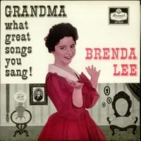Purchase Brenda Lee - Grandma What Great Songs You Sang! (Vinyl)