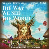 Purchase Afrojack - The Way We See The World (With Dimitri Vegas, Like Mike & Nervo)