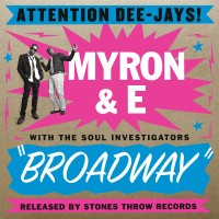 Purchase Myron & E With The Soul Investigators - Broadway