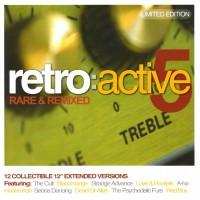 Purchase VA - Retro: Active 5 - Rare & Remixed