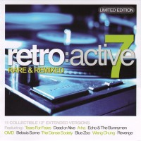 Purchase VA - Retro: Active 7 - Rare & Remixed